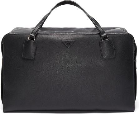 Prada Full leather Weekender bag
