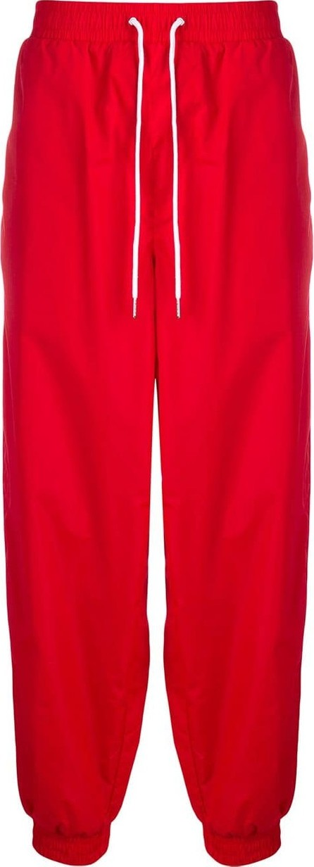Calvin Klein Jeans Loose-fit logo track pants