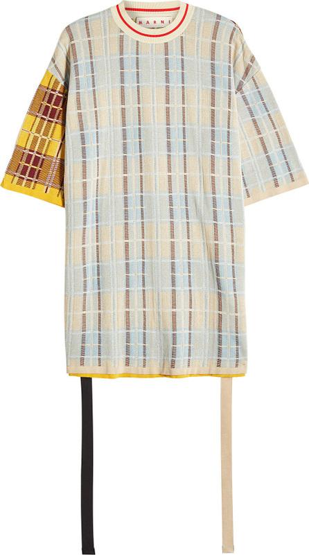 Marni Printed Cotton Top