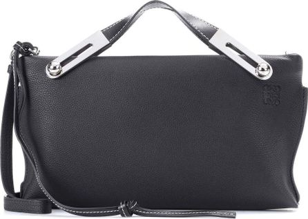 LOEWE Missy Small leather clutch