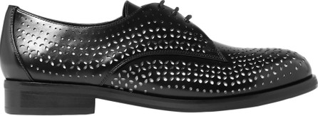 Alaïa Laser-cut leather brogues