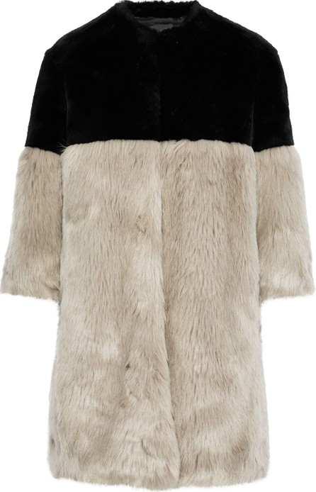 Ainea Faux fur coat