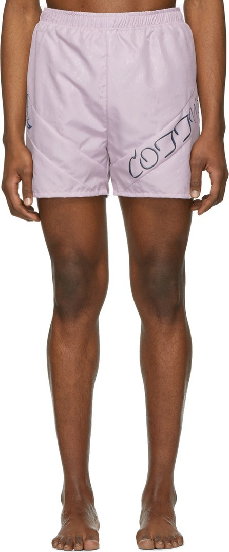 Cottweiler Purple Lotus Swim Shorts