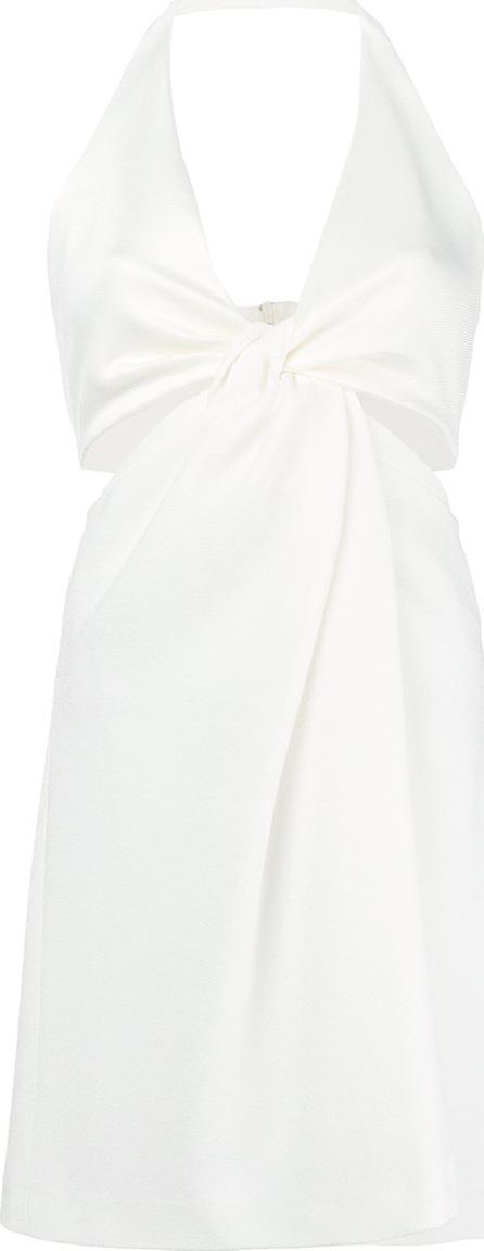 Galvan Eclipse mini dress