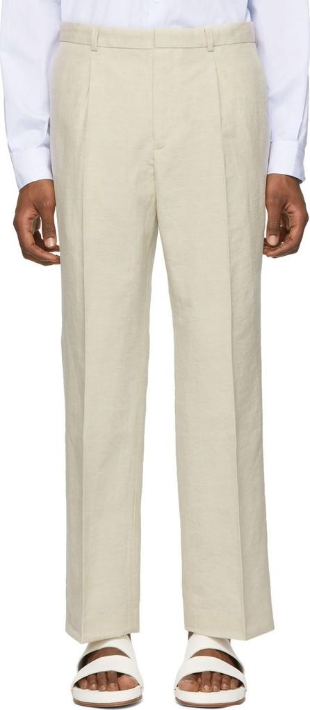 Jacquemus Beige 'Le Pantalon Yvan' Trousers
