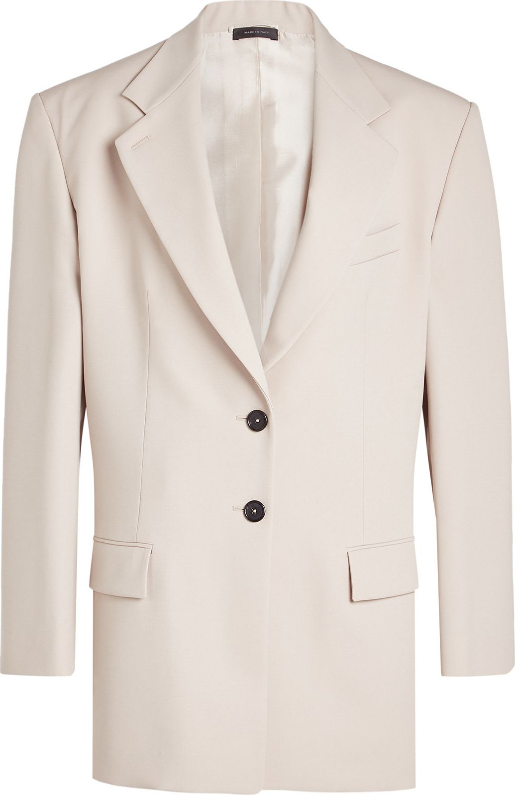 Jil Sander - Fleece Wool Blazer