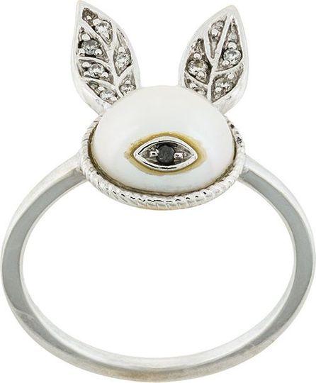 Yvonne Leon embellished ring