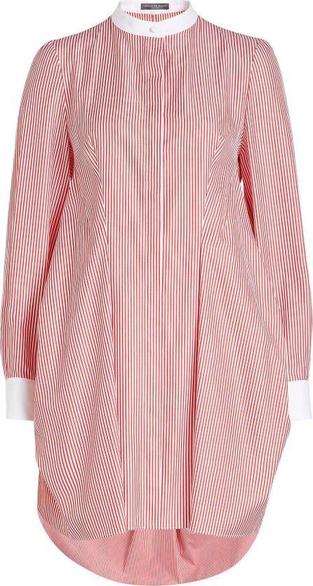 Alexander McQueen Striped Cotton Shirt