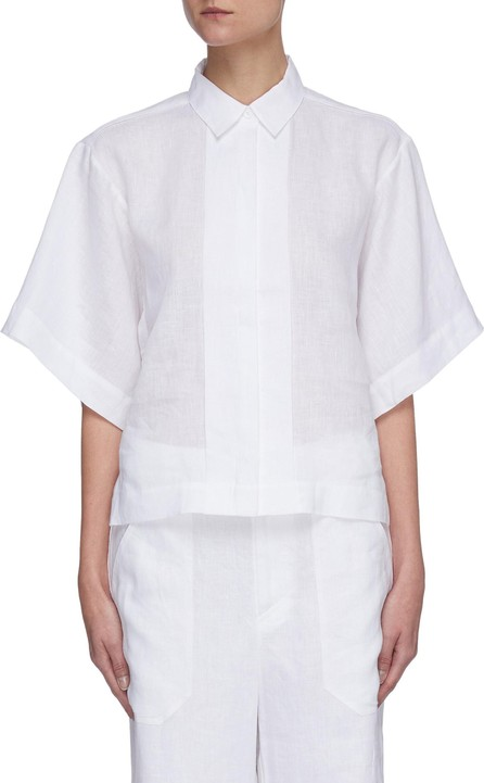 Equipment Chaney linen shirt