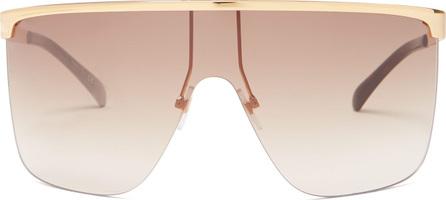 Givenchy Oversized square-frame sunglasses