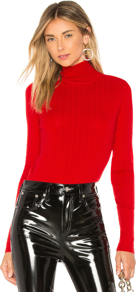 Joseph Roll Neck Rib Top