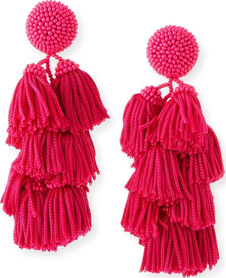 Sachin & Babi Chacha Tassel Earrings