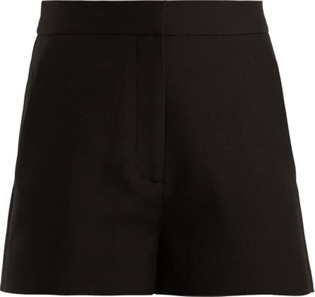 Valentino Tailored crepe shorts
