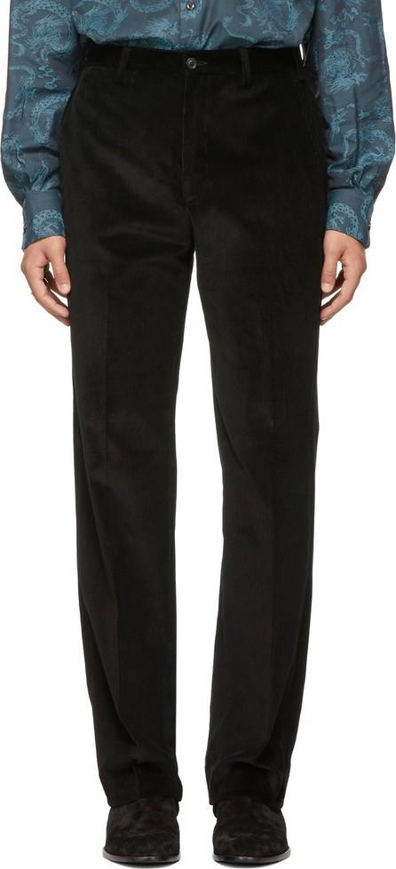 Cobra S.C. Black Master Cord Classics Trousers