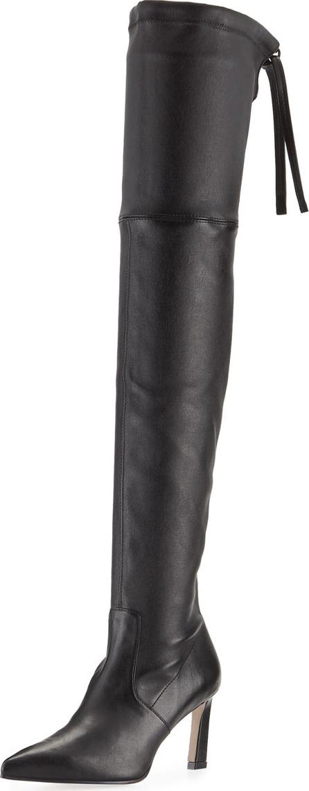 Stuart Weitzman Natalia 75mm Leather Over-The-Knee Boots