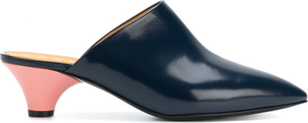 Marni Pointed toe mules