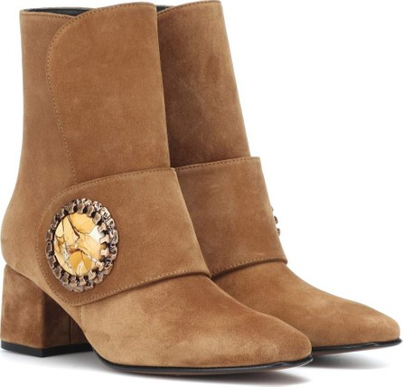 BOYY Yeuxlet High suede ankle boots