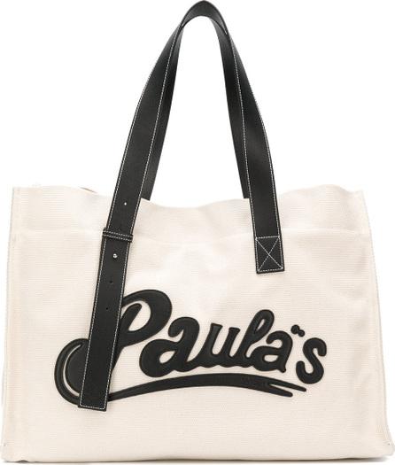 X Paula's Ibiza large Paula tote bag