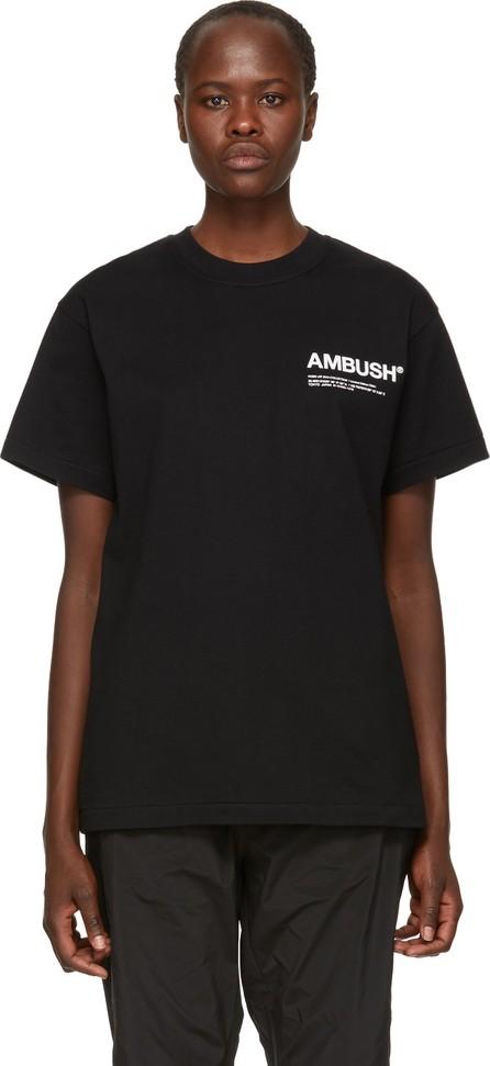Ambush SSENSE Exclusive Black Nobo T-Shirt