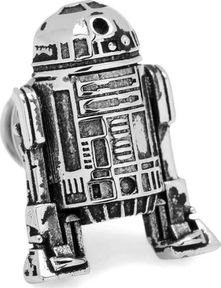 Cufflinks Inc. Star Wars R2-D2 Lapel Pin