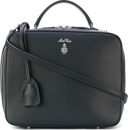 Mark Cross vanity case style crossbody bag