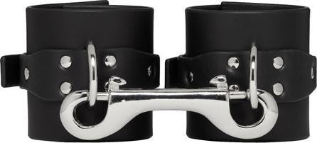 Fleet Ilya Black Classic Cuffs