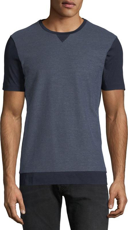 BOSS Hugo Boss Men's Honeycomb Cotton T-Shirt