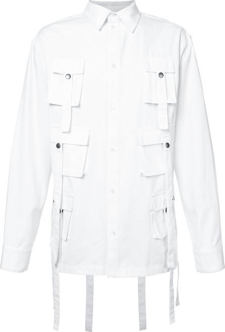 D.Gnak Multi pockets shirt