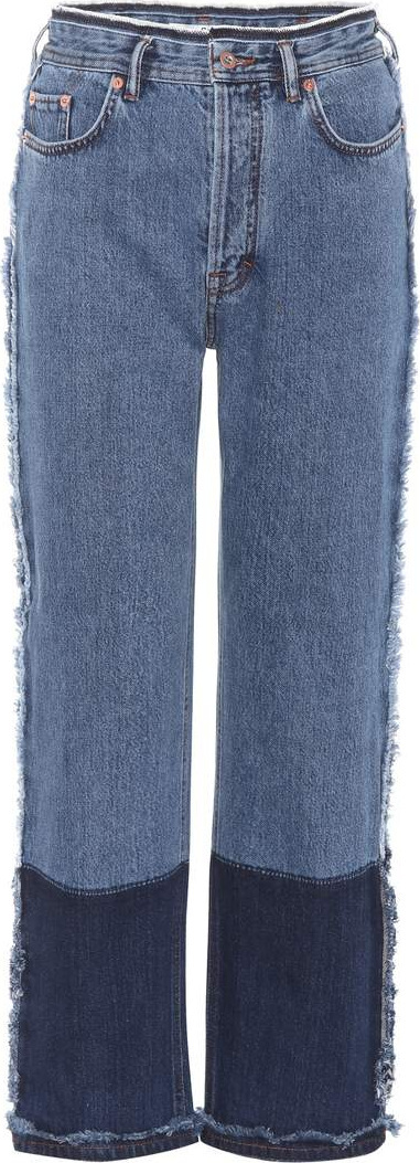 Acne Studios Myrja high-waisted jeans