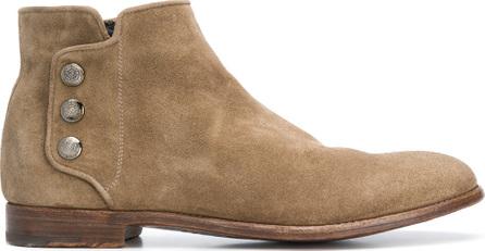 Alberto Fasciani Studded Chelsea boots