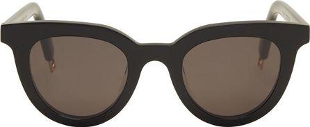 Gentle Monster Black Tilda Swinton Edition Eye Eye Sunglasses