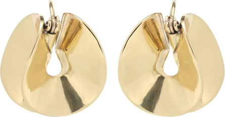 Ellery Babylon Flounce earrings