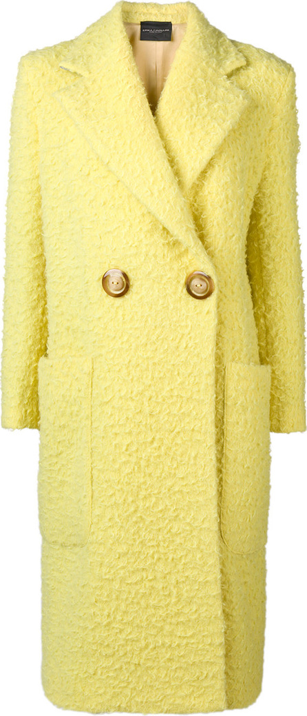 Erika Cavallini Double breasted coat