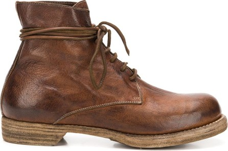 Guidi Donkey full classic derby shoes