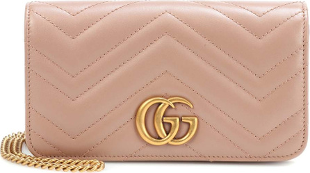 Gucci GG Marmont leather wallet bag