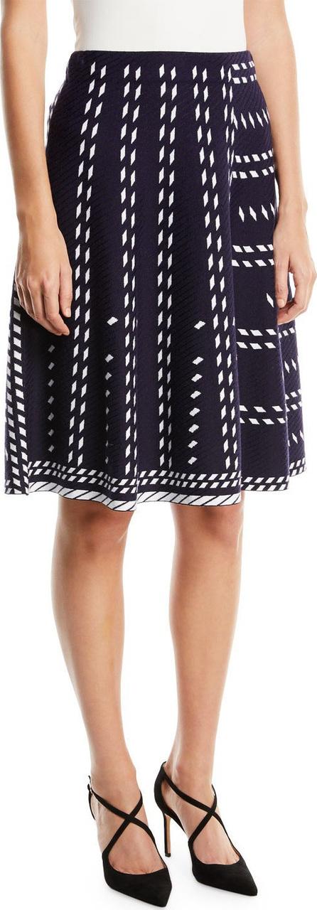NIC+ZOE Falling Star Twirl Skirt