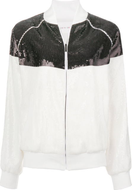 Alberta Ferretti Rainbow Week jacket