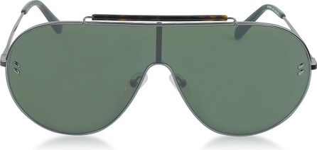 Stella McCartney SC0056S Metal Aviator Women's Sunglasses