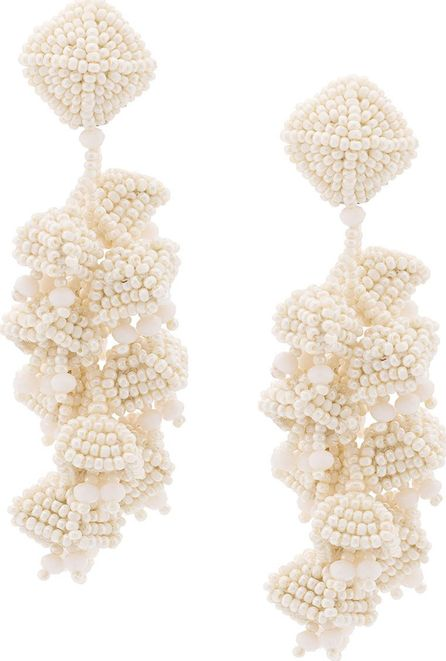 Sachin & Babi Grapes earrings