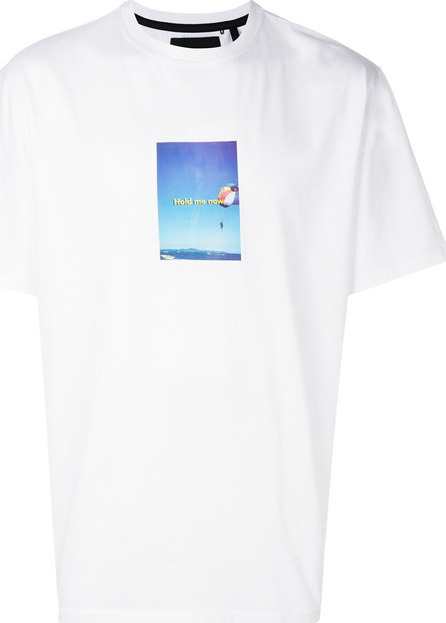 Blood Brother Oversized photo print T-shirt