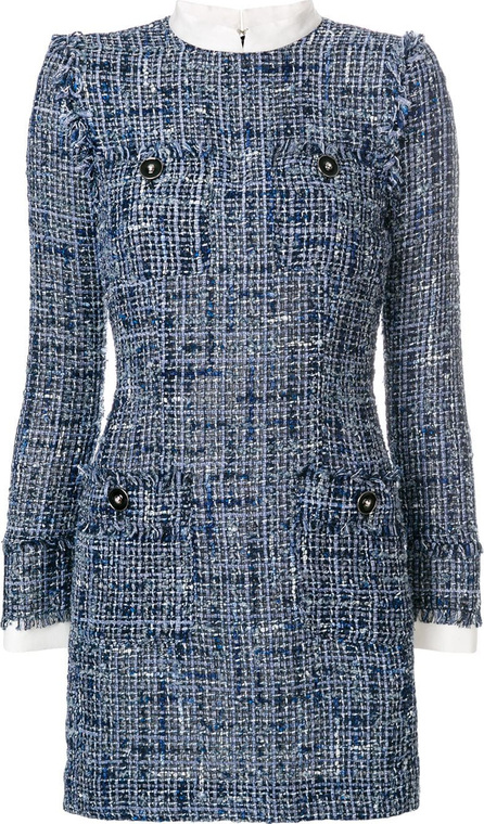 Alessandra Rich Tweed dress