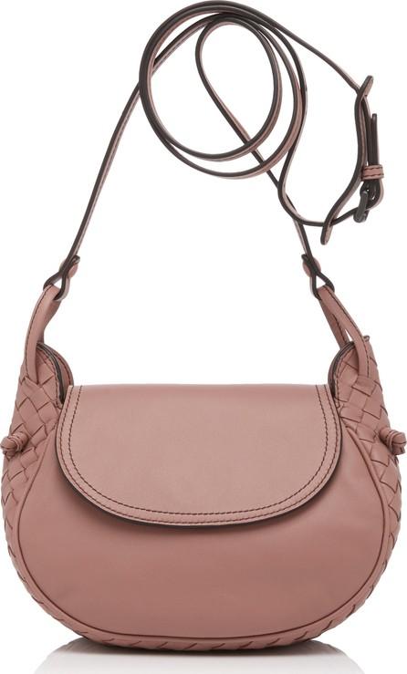 Bottega Veneta Nodini Leather Shoulder Bag