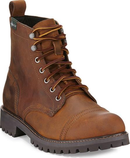 Eastland 1955 Edition Ethan 1955 Cap-Toe Lug Boots, Dark Walnut