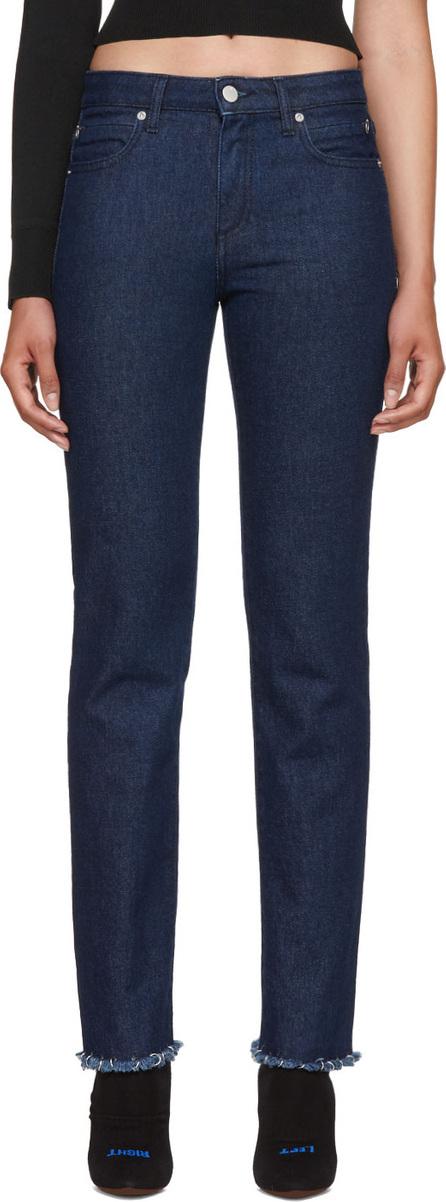 Alyx Blue Pierced Jeans