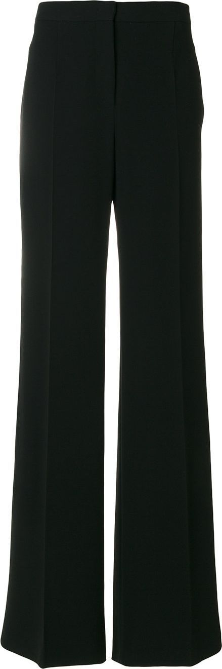 Alberta Ferretti pleated trousers