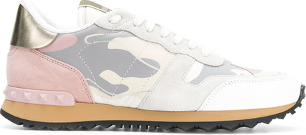 Valentino Rockrunner printed sneakers