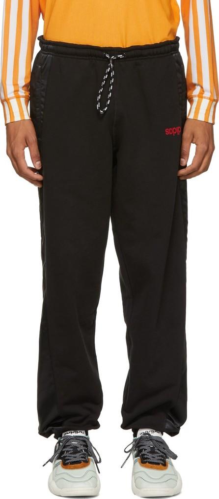 Adidas Originals by Alexander Wang Black Jogger Lounge Pants