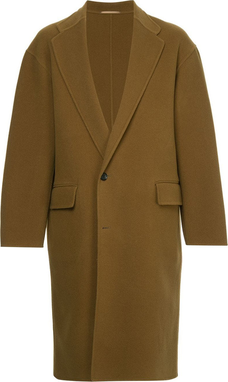 H Beauty&Youth Single-breasted fitted coat