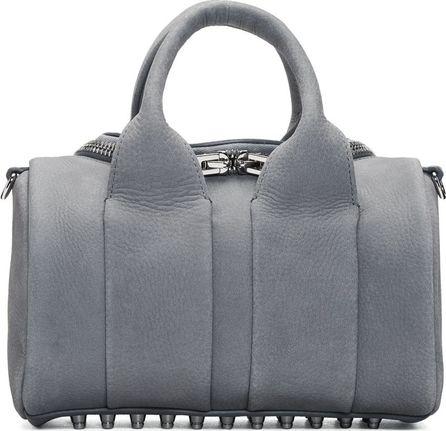 Alexander Wang Blue Mini Rockie Bag