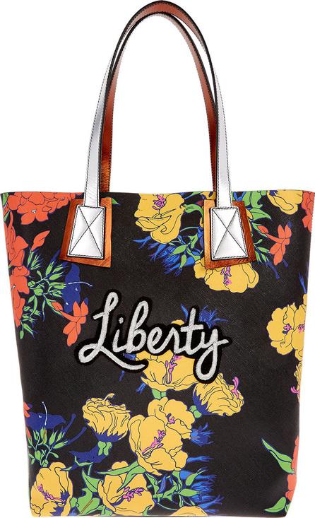 Liberty London RQ Phlox Merton Floral Tote Bag